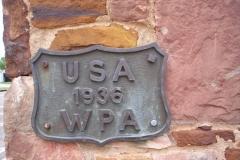American-Legion-Hut-WPA-Plaque