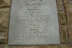 State-Armory-Beggs-OK-WPA-Cornerstone