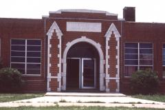 High school, Cache, OK, 1984--Slide 2