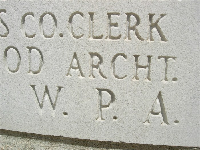 Garvin-County-Building-WPA-Cornerstone-Detail