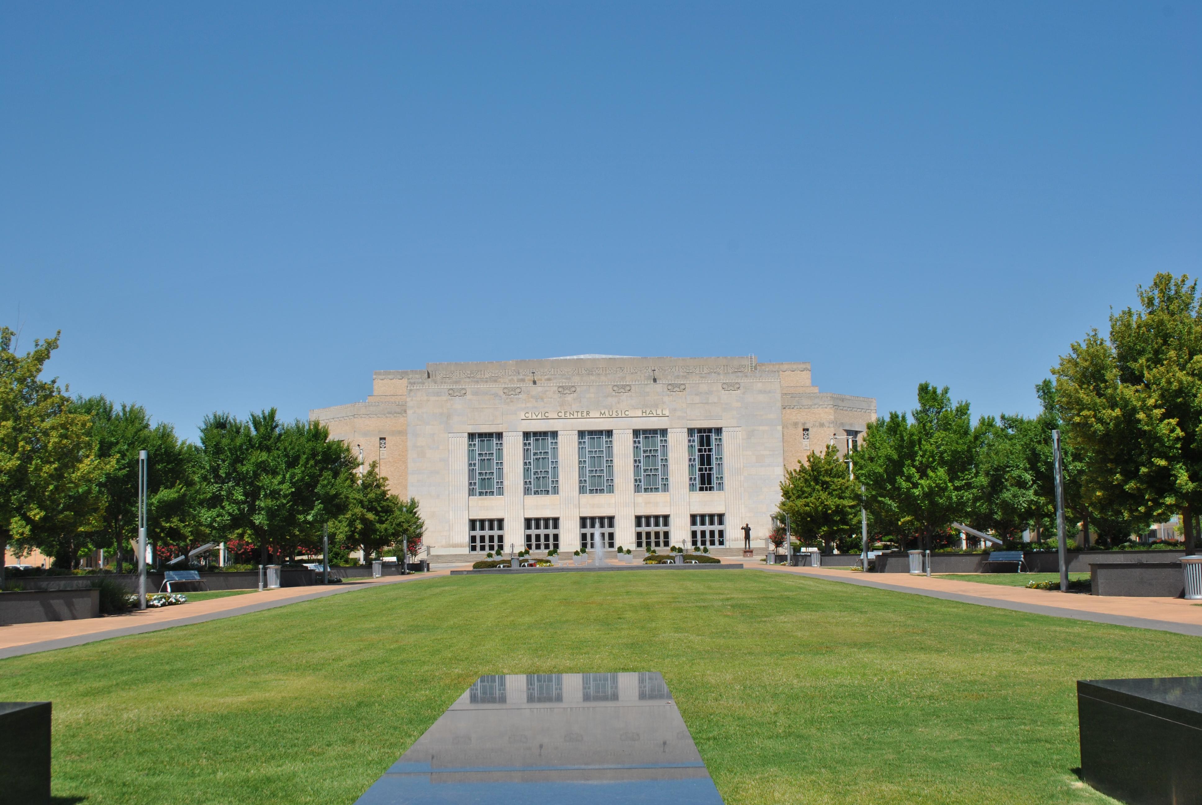 Oklahoma Civic Center