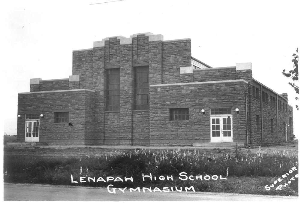 Lenapah Gym