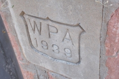 Shannon-Springs-Park-Amphitheater-WPA-Shield