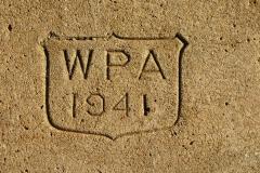 WPA-Sidewalk-Stamp-Memorial-Park