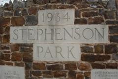 Stephenson-Park-Engraved-Plaques