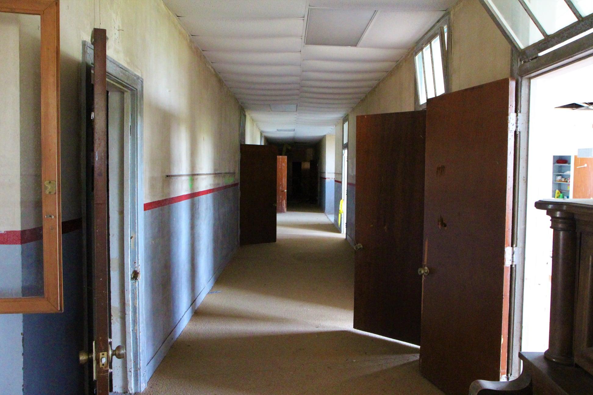Walker School Inside